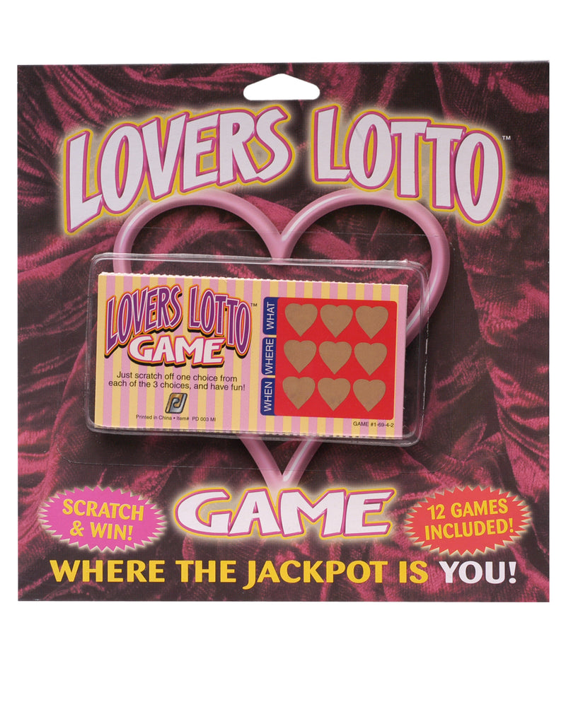 Lover's Lotto Game PD5002-00