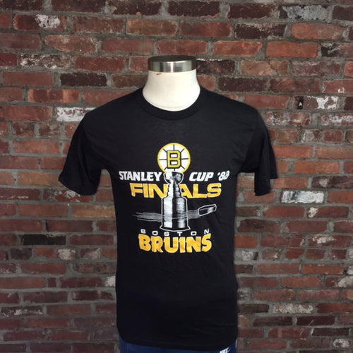 Boston Bruins 1988 Stanley Cup Finals T Shirt Mens Large
