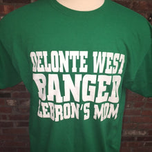 Delonte West Banged LeBron's Mom Mens XL