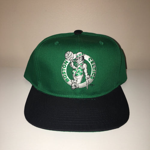 Vintage Boston Celtics Starter Snapback Hat