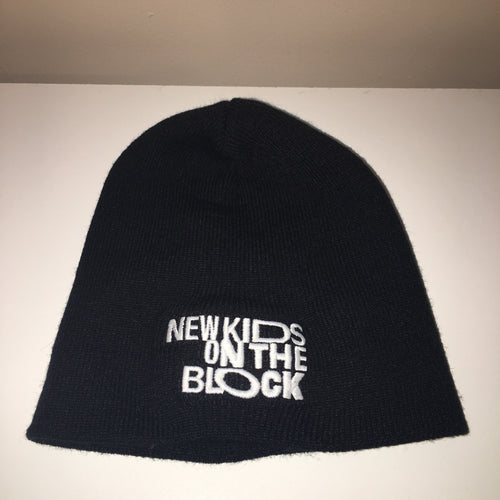 New Kids On The Block Winter Beanie Hat