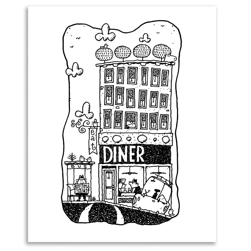 The Diner on 11th