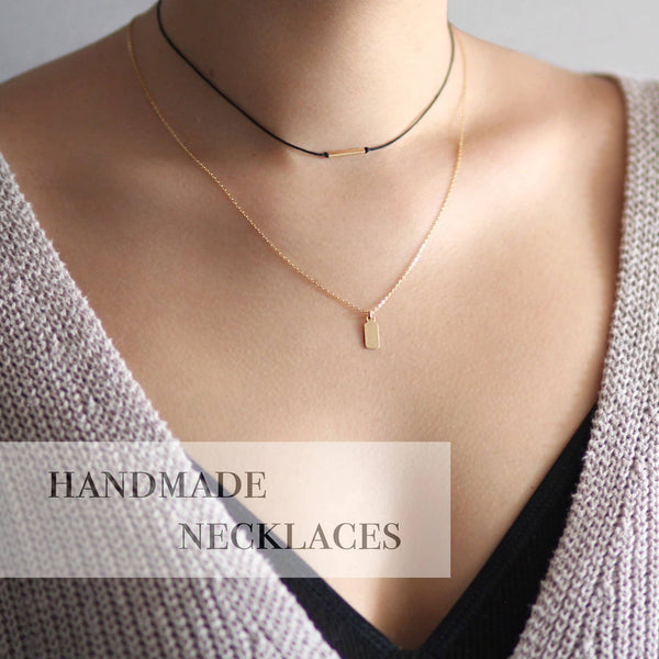 MaeMae Jewelry Necklace Collection