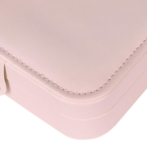 Travel Jewelry Organizer (Primrose Pink)