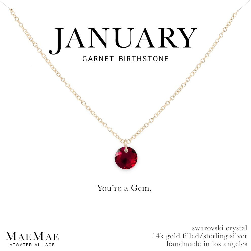 f05d41a8806c January Birthstone Necklace