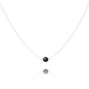 Protection Stone Necklace (Black Onyx)