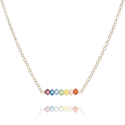 The 7 Chakras Necklace