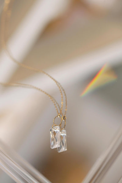 Clairvoyance Crystal Necklace