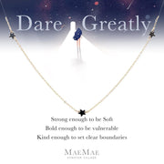 Dare Greatly Necklace