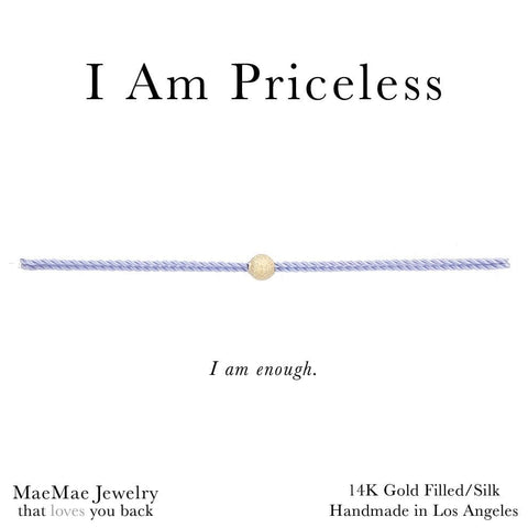 I Am Priceless Bracelet (Limited Edition)