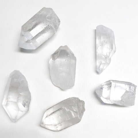 Clear Quartz Rough Point