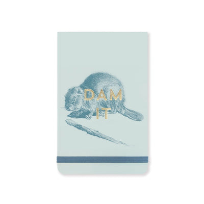 DAM IT Vintage Sass Notepad