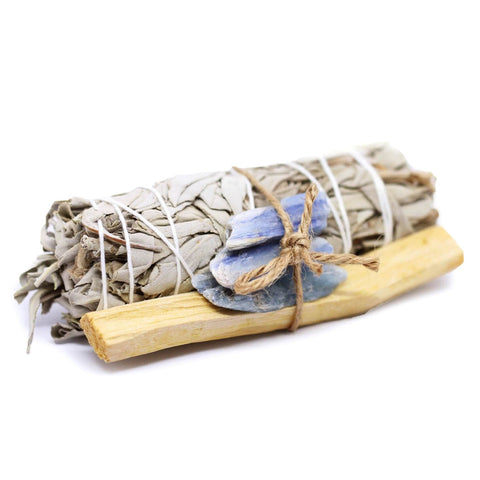 Kyanite Sage Wand