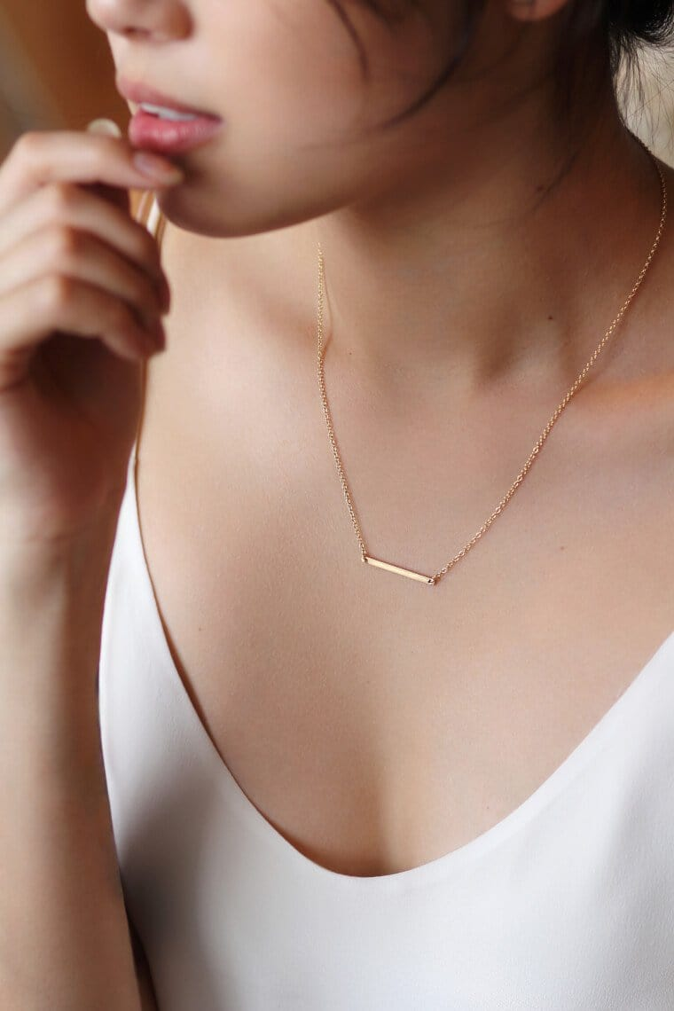 14k Gold Filled Trailblazer Necklace