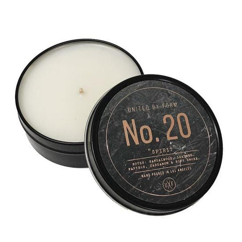 No. 20 Spirit - Candle in a Tin