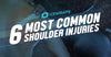 6 Most Common Shoulder Injuries
