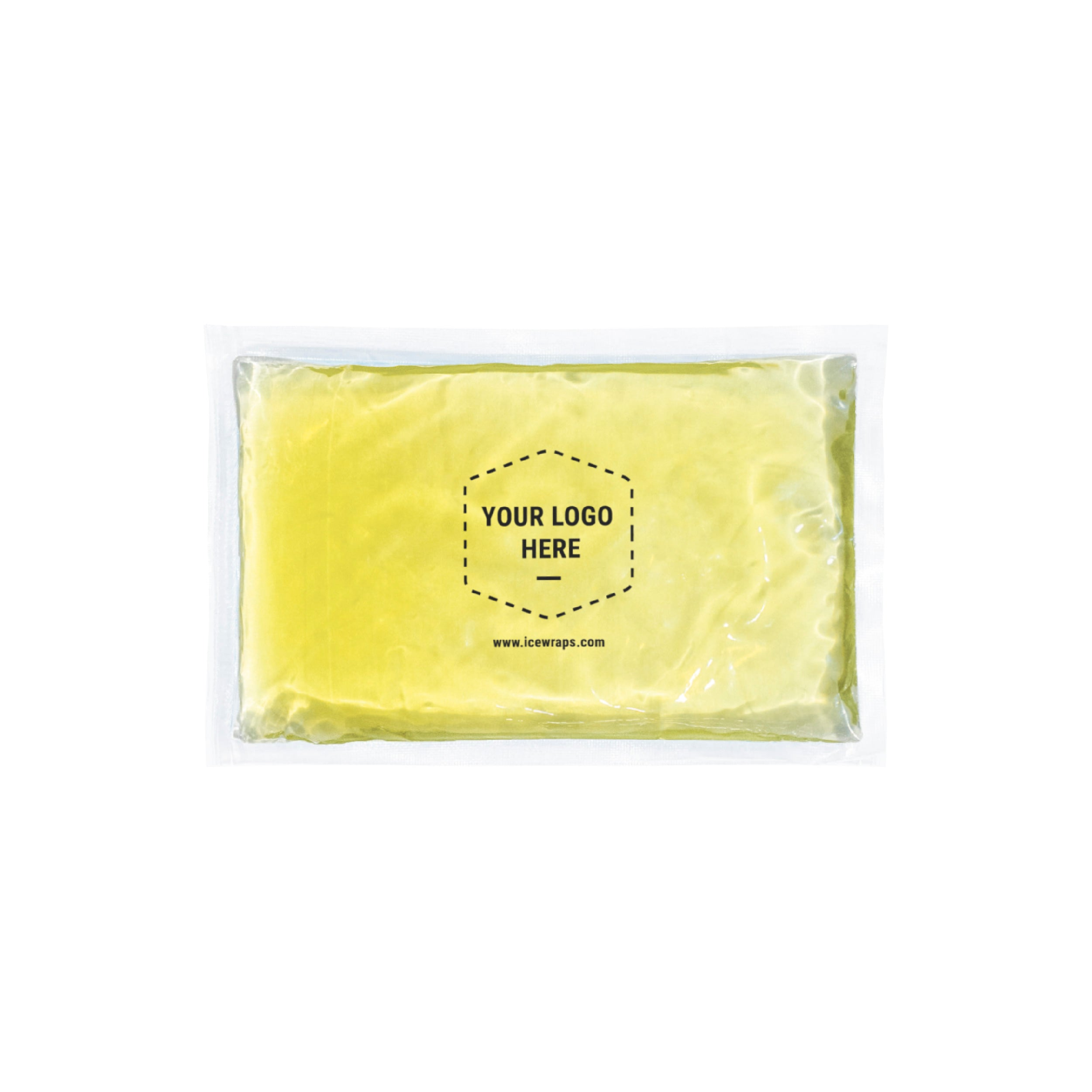 Custom Logo 3x5 Gel Pack Small Reusable Cold Pack
