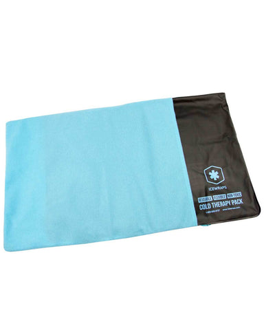 ICEWRAPS 10X14 STANDARD COLD THERAPY CLAY PACK WITH COVER