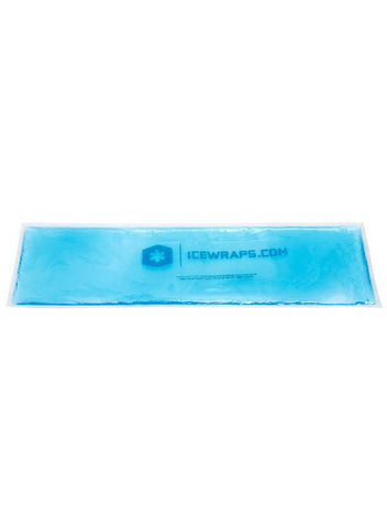 6x20 Gel Pack Reusable Hot or Cold Pack by IceWraps.com