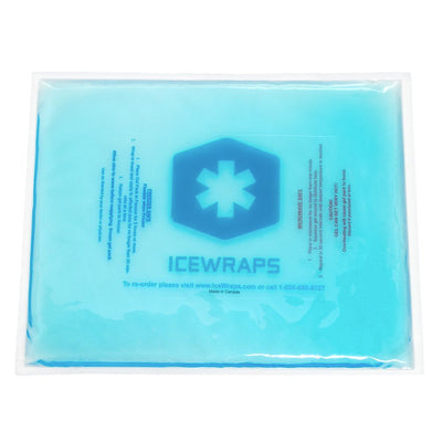 IceWraps 10x12 Reusable Multipurpose Hot/Cold Gel Pack