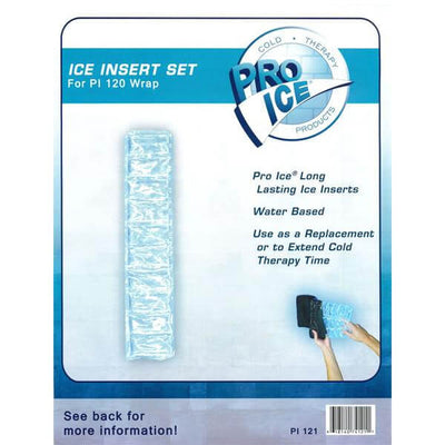 Pro Ice Insert For Neck Cold Therapy Ice Wrap, PI 121