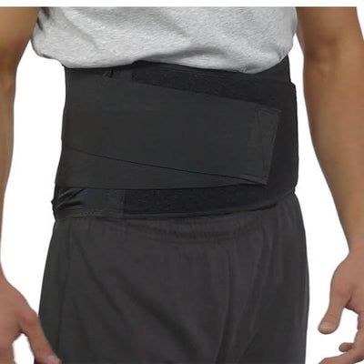 Pro Ice Lumbar/Lower Back Cold Therapy Ice Wrap