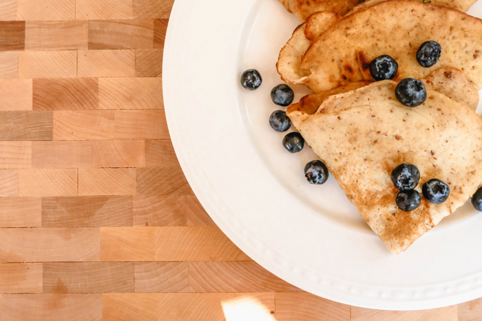 (Recipe) Making Torill's Table Mix into Crepes