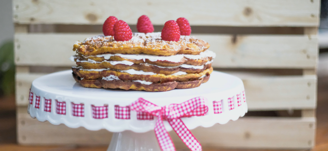 (Recipe) The Waffle Carrot Cake