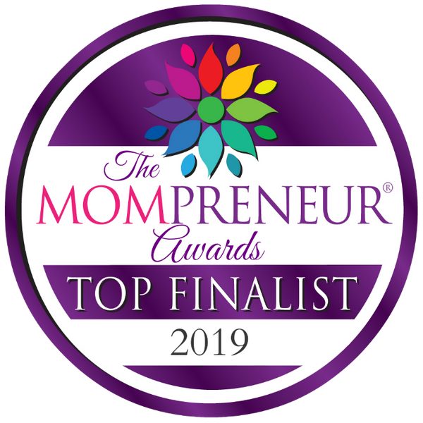 The Mompreneur Awards Top Finalist heart shaped waffles