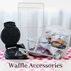 Torill's Table Norwegian Waffle and Pancake Mix and Accessories and Waffle Maker