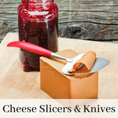 Torill's Table Cheese Slicers and Knives Accessories
