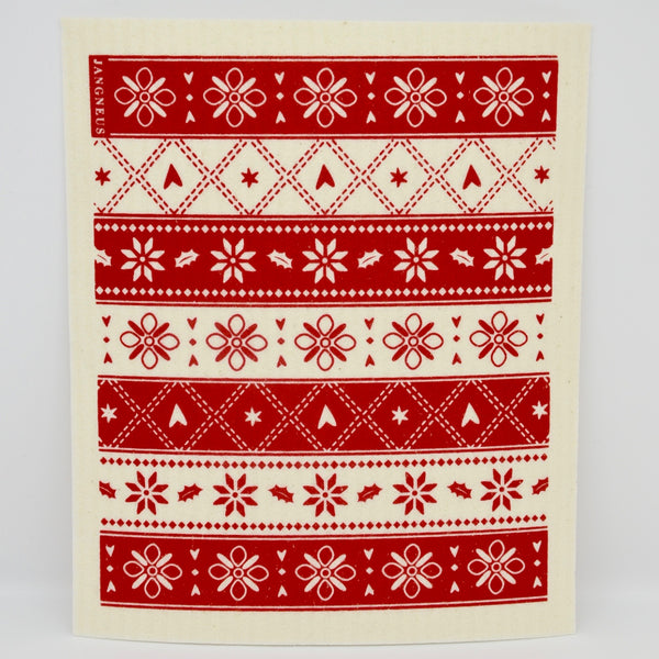 Christmas Sweater Dishcloth