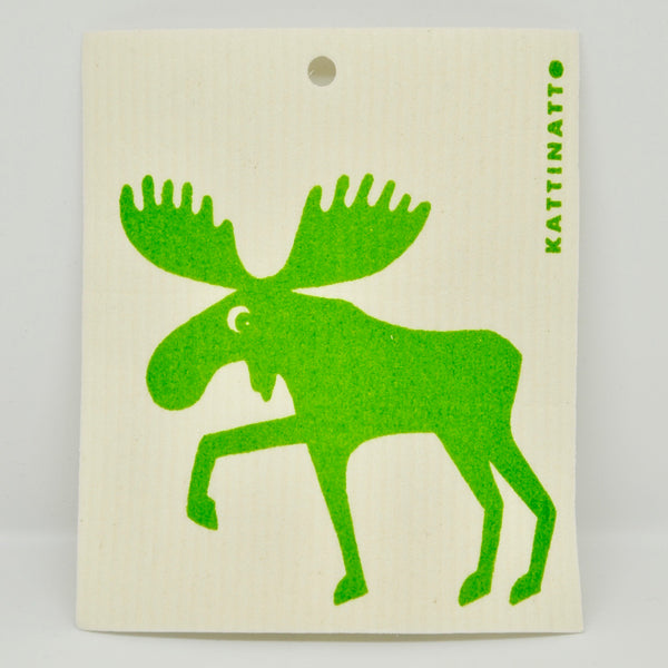 Moose Dishcloth