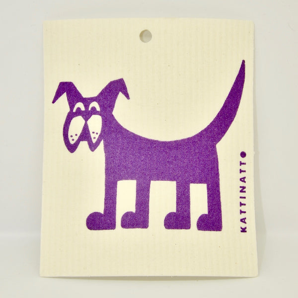 Dog Dishcloth