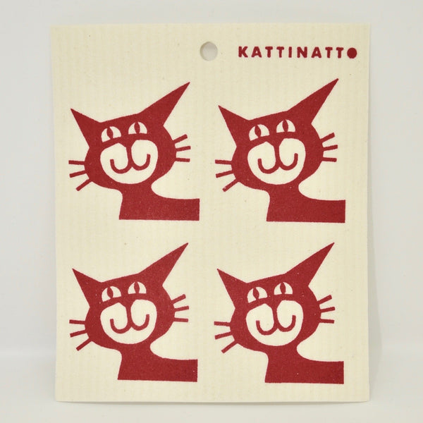 4 Cats Dishcloth