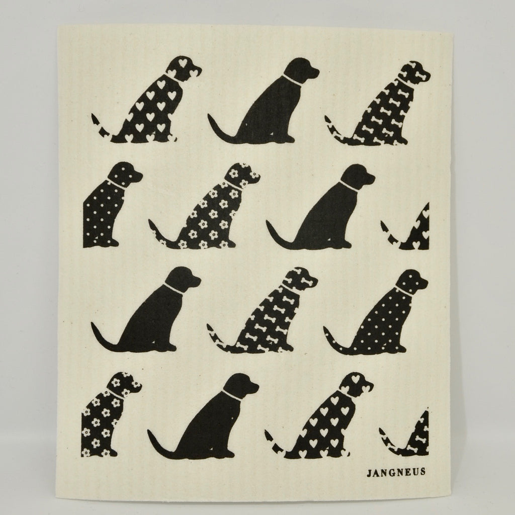 Doggy Dishcloths