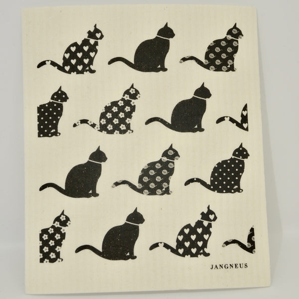 Little Cats Dishcloth