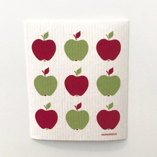 Little Apples Dishcloth