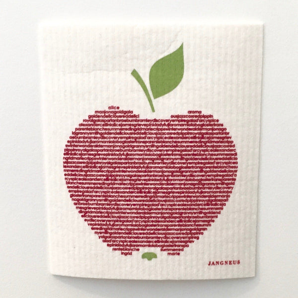 Apples Dishcloth