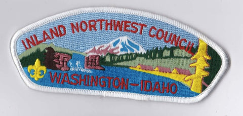 Inland Northwest Council WA & ID White Border Plastic Backing FDL CSP ## CSP702