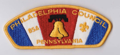 Philadelphia Council PA Yellow Border Plastic Backing Pre-FDL CSP ## CSP1047