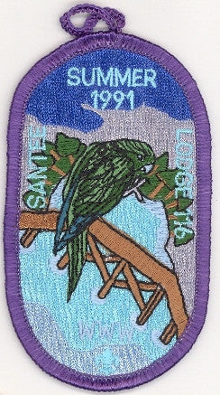 #116 Santee Lodge 1991 Summer Fellowship [CC248]