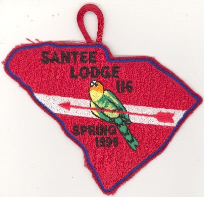 #116 Santee Lodge 1996 Spring Fellowship pp
