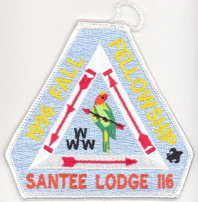 #116 Santee Lodge 1996 Fall Fellowship pp