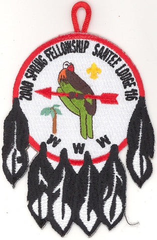 #116 Santee Lodge 2000 Spring Fellowship [CC282]