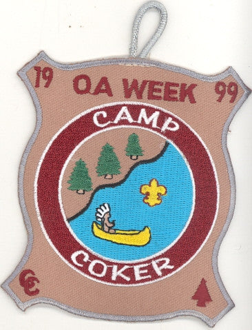 #116 Santee Lodge 1999 OA Week