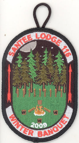 #116 Santee Lodge 2009 Winter Banquet - Scout Patch HQ