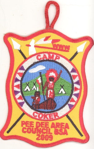 #116 Santee Lodge 2009 OA Week - Scout Patch HQ