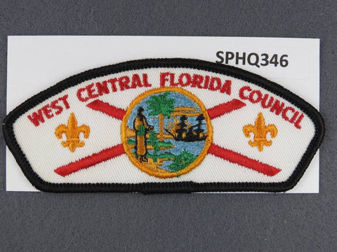 West Central Florida  CSP Black Border [SPHQ346]##