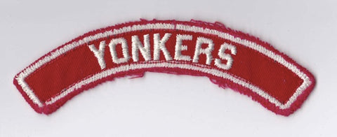 Yonkers RWS Red & White Strip Red & White Strip ## CSP1382